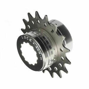 Conversion Kit Fixie Bike Single Speed Shimano Adaptor 16 Teeth