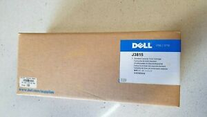 Genuine Dell J3815 Toner for 1700 / 1710 Brand New See Photos 3,500 Pages