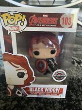 Funko Pop! Black Widow 103 Gamestop Exclusive