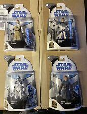 Star Wars Black Series target exclusive full set Anakin Hawk Echo Obi-Wan Clone
