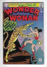 Wonder Woman #167 1967 6.0 FN