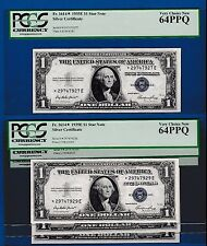 Fr.1614*  $1  1935 E  STAR  SILVER CERTIFICATE *29747948 BUY ONE NOTE OF 24 PCGS