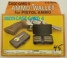 MTM Case-Gard 6 Ammo-Wallet for .45 Auto (#2410)