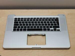Apple MacBook Pro 15 Unibody A1286 MID 2009 Palmrest Upper Case w/ UK Keyboard