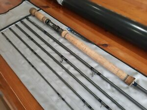"Loop Cross S1 12'2"" 7wt Travel Rod"