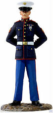 New Boxed Britains Museum Collection 13001 US Marine in Dress Blues & Fitted Box