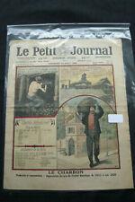 petit journal, supplément illustré N°1547