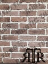 brick slips cladding wall tiles old featured wall rustic tiles  BROWN