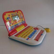 Ordinateur enfant child Computer OUI-OUI CLEMENTONI design XXe made in China