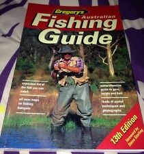 Gregory's Australian Fishing Guide - 13th Edition.