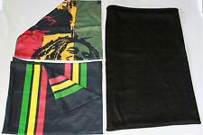 Rasta dreadlock sock pack - Bob Marley, Black and Rasta stripes