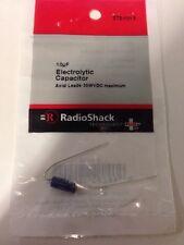 10uf Electrolytic Capacitor #272-1013 By RadioShack