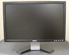 "Dell E198WFP 19"" LCD Monitor VGA DVI   Good Condition with cables"