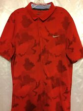 Nike Size Xl Dri-Fit Golf Tour Performance Shirt New Without Tags $70 Ret