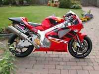 HONDA VTR1000 SP1 RVT1000R RC51 Titanium oval ROAD LEGAL Motorbike Exhaust Cans