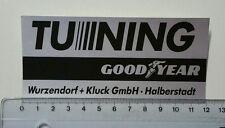 Aufkleber/Sticker: GOODYEAR REIFEN / TIRE - Tuning (01031610)
