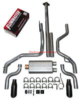 15-20 Ford F150 2.7 3.5 5.0 Performance Dual Exhaust Kit w/ Flowmaster 50 Series