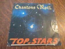 45 tours TOP STARS chantons noel