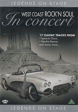 West Coast ROCK'N SOUL DVD