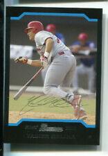 2004 Yadier Molina Bowman Rookie  #301