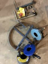 Plumbers Tool Lot Drain Snake Auger Pipe Cutters