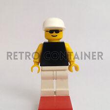 LEGO Minifigures - Man - pln041 - Plain Torso Omino Minifig Set 6561 Hot Rod