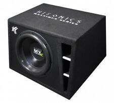 Hifonics MXZ-12R Single Bassreflex Subwoofer Kiste 30 cm 2000 Watt max.