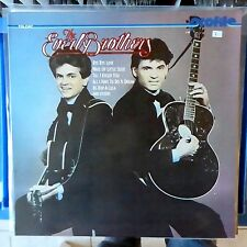 THE EVERLY BROTHERS LP PROFILE 1979 GERMANY VG++/VG++