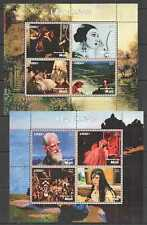 E1109 2014 MALI ART PAINTINGS LAURA KNIGHT !!! 2KB MNH