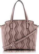 Colette Green England - Suede Finish Sand Coloured Fashionable Tote