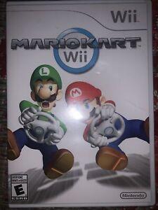 Mario Kart Wii [Wii] [Nintendo Wii] [2008] [Brand New Factory Sealed!]