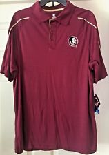 NWT Florida State Noles Seminoles Colosseum Sport Mens Shirt Medium