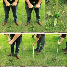 Unkrautzieher Weeder Twister Twist Pull Garten Rasenwurzelentferner Werkzeug