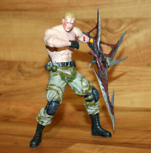 Resident evil 4 Jack Krauser Action Figur figure (Neca) Neca 2 3 4 5 6 7
