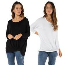 Batwing Top T Shirt Atlanta BETTY BASICS 3/4 Sleeve Size 10 12 14 16 18 20 22