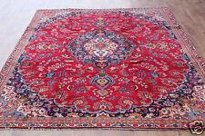 Traditional Vintage Wool Handmade Classic Oriental Area Rug Carpet 315 X 230 cm