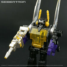 KICKBACK Transformers G1 Insecticon 100% complete 1985 vtg Hasbro 161130a