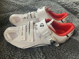 Bontrgaer Race DLX Men's Cycling Shoes Size 44 (US 9)