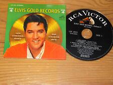ELVIS PRESLEY - GOLD RECORDS 4 (ALBUM COLLECTION) / CARDSLEAVE-CD 2016 (MINT-)