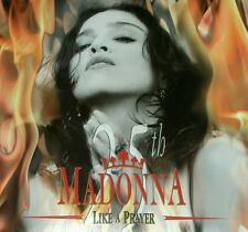 "MADONNA LIKE A PRAYER 12"" PICTURE DISC (25TH ANNIVERSARY) COLORED LTD POSTER"