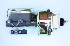 "1965-66 Mustang 7"" zinc Brake Booster Mustang master cylinder combo valve"