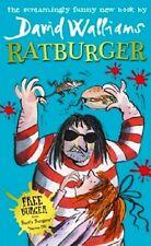 Ratburger by David Walliams NEW