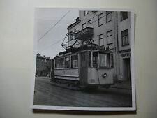 SWE08 - 1953 JONKOPING CITY TRAMWAYS - TRAM No 22 PHOTO Sweden