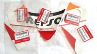 Honda Genuine OEM Repsol Front Fairing Decal 6 pcs Cbr125 Cbr150 2011 - 2018