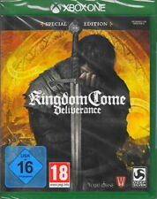 Kingdom Come: Deliverance - SPECIAL EDITION - Xbox ONE - NEU & OVP