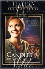 Hallmark Hall of Fame Candles on Bay Street (DVD) Alicia Silverstone  BRAND NEW