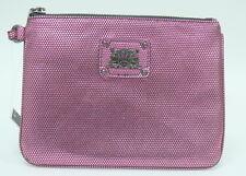 JUICY COUTURE Metallic Pink Wristlet Wallet Tech Phone Pouch NWT YSRU0186 $69.99