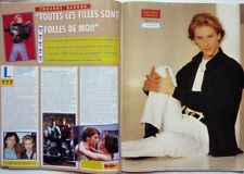 CHESNEY HAWKES => 3 pages 1991 FRENCH CLIPPING