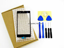 NEW Touch Screen Digitizer Part For Sony Xperia Z C6606 T-Mobile 4G LTE + TOOLS