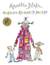 Quentin Blake Classic  ANGELICA SPROCKET'S POCKETS New PB